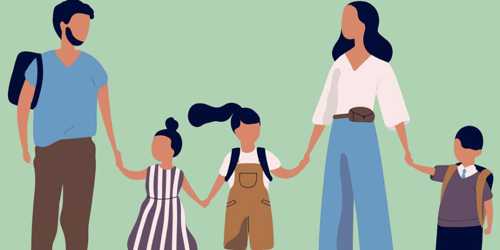 Ayudas a las familias de hasta 1000€ para niños menores de 4 años que estén en Centros Infantiles homologados por la Junta de Castilla y león